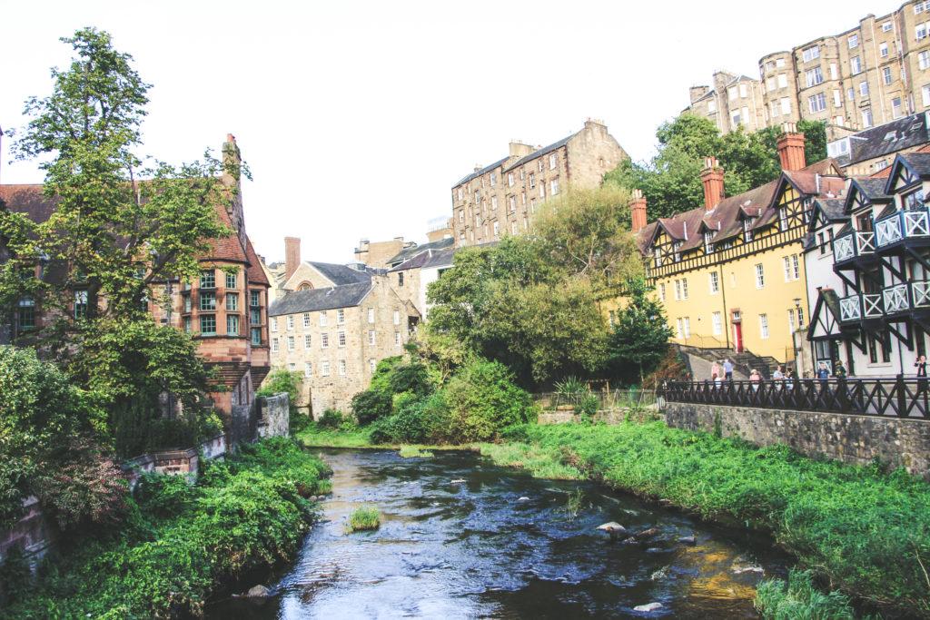 Dean Village, Édimbourg - Écosse