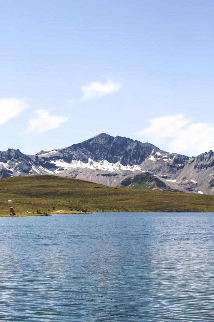 Balade au lac de l'Ouillette
