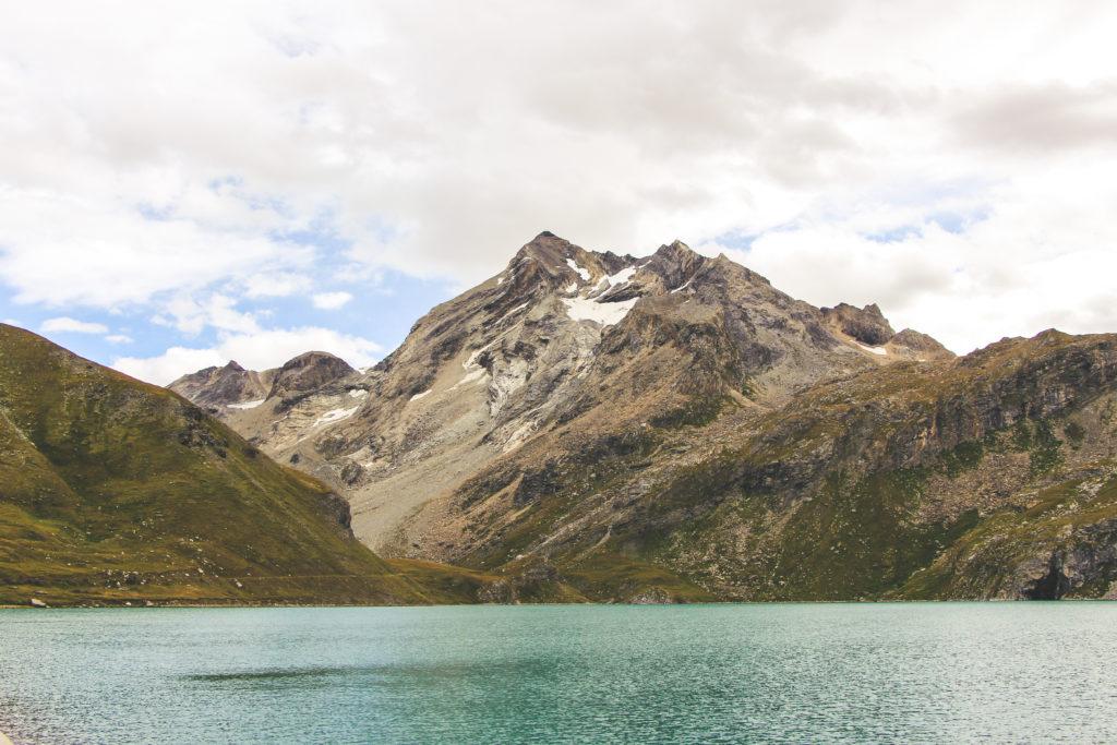 Randonnée lac de la sassière
