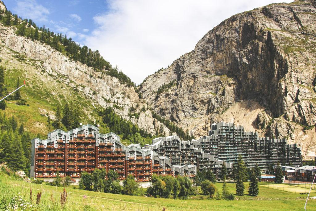 Le hameau de La Daille - Val d'Isère
