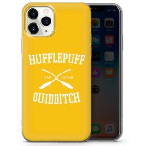 Coque téléphone Poufsouffle