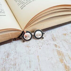 Pin's lunettes Nerd