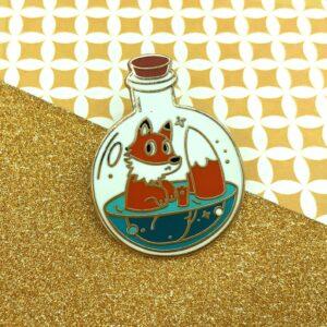 Pin's potion renard
