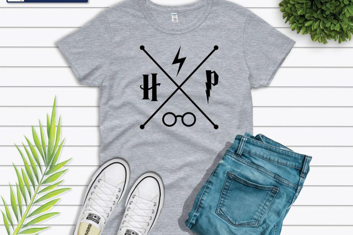 t-shirt-harry-potter-gris