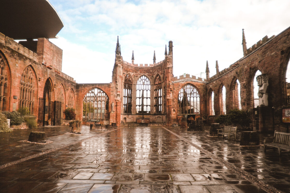 cathedral coventry